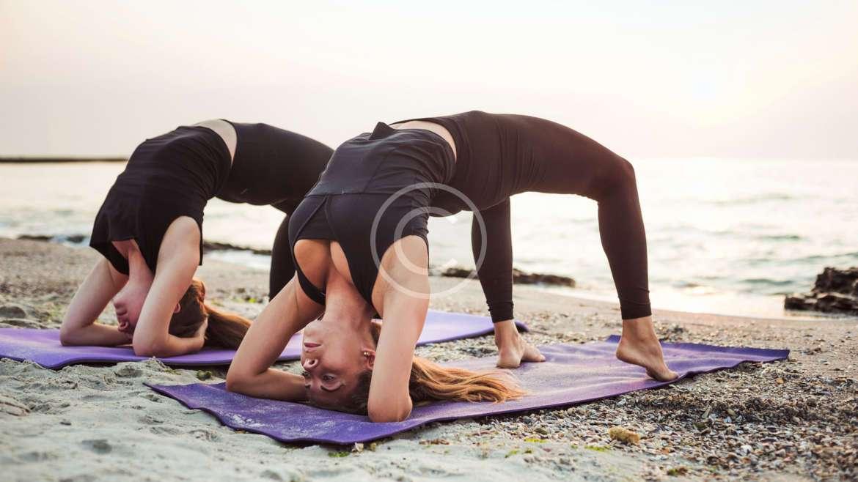 Deep Stretch Vinyasa
