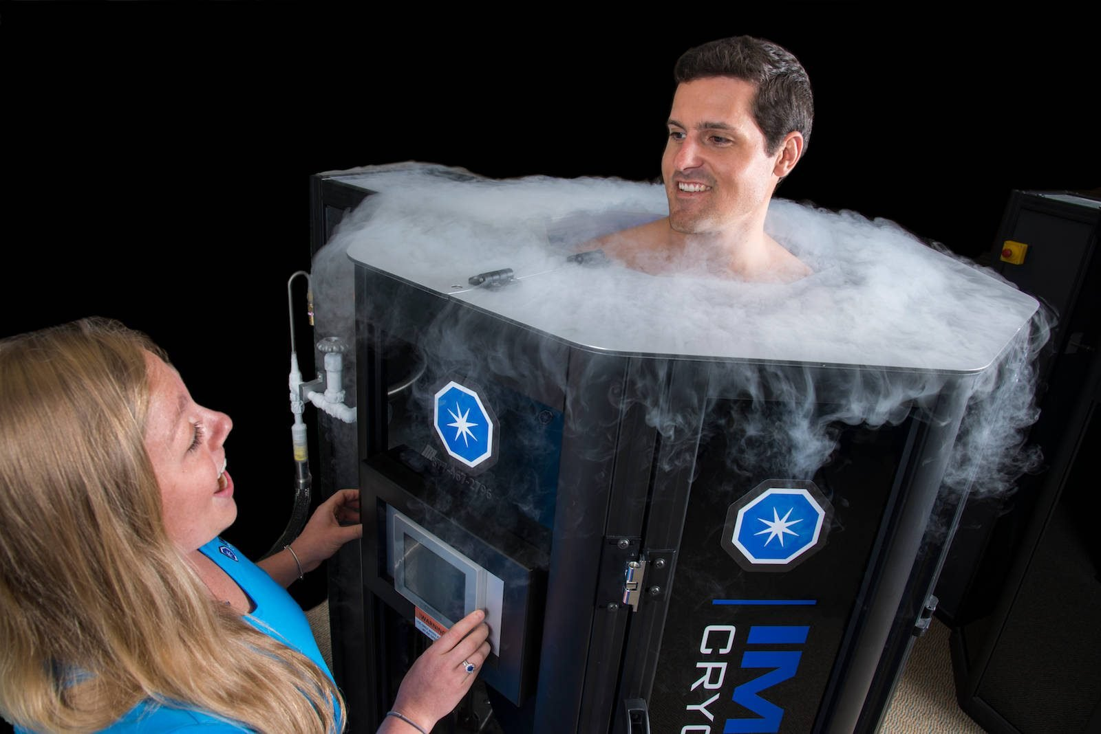 Cryotherapy Banner Photo